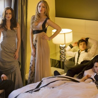 Gossip Girl high resolution wallpapers