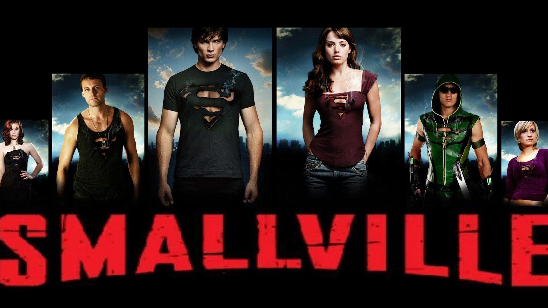 Smallville HD Wallpapers