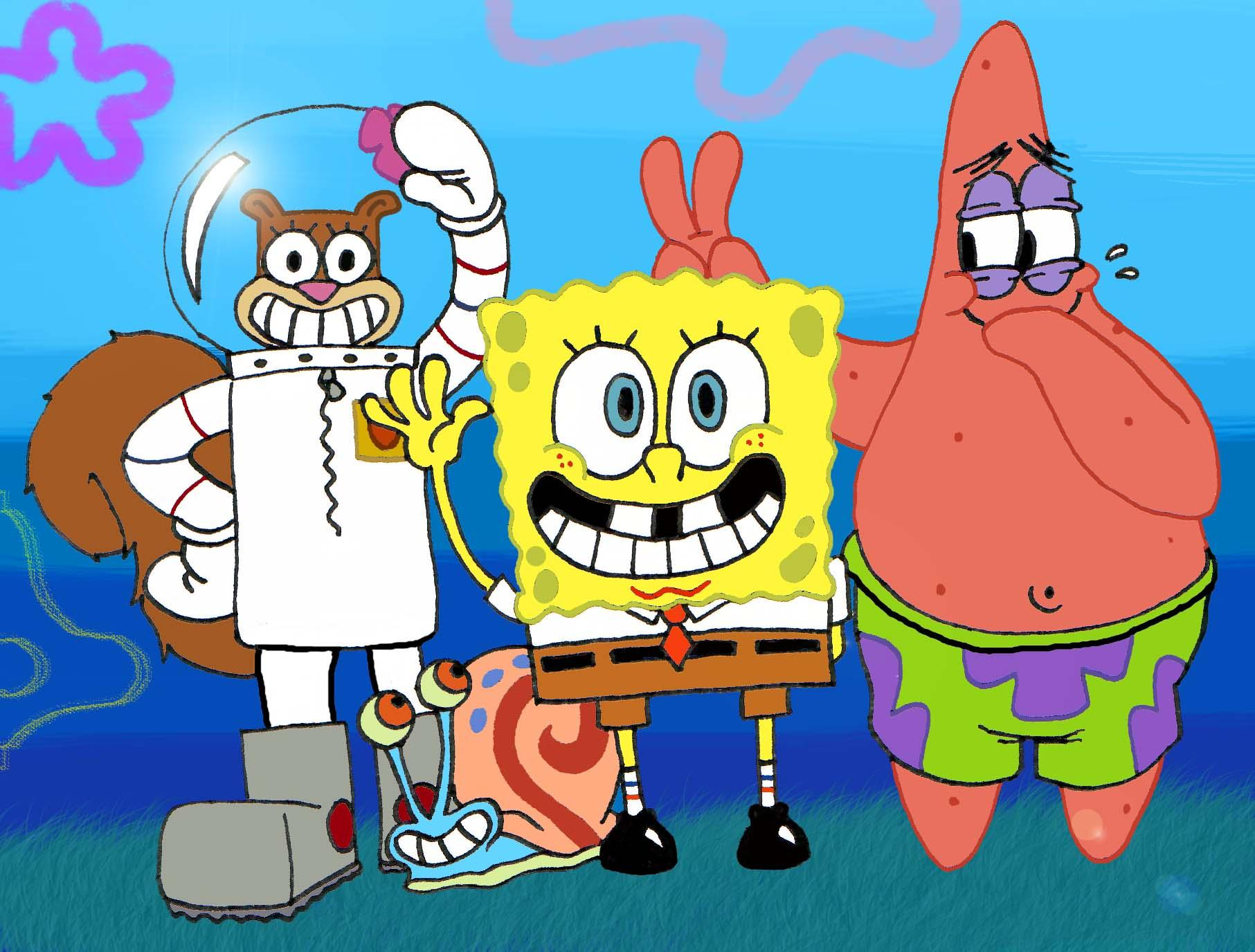 Spongebob Squarepants HD Wallpapers