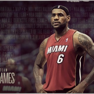 Lebron James download wallpapers