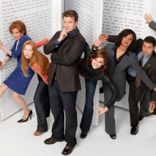 Castle Tv Series new
