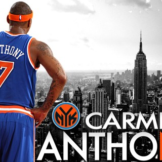Carmelo Anthony 2015