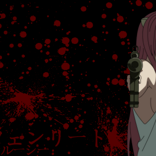Elfen Lied high resolution wallpapers