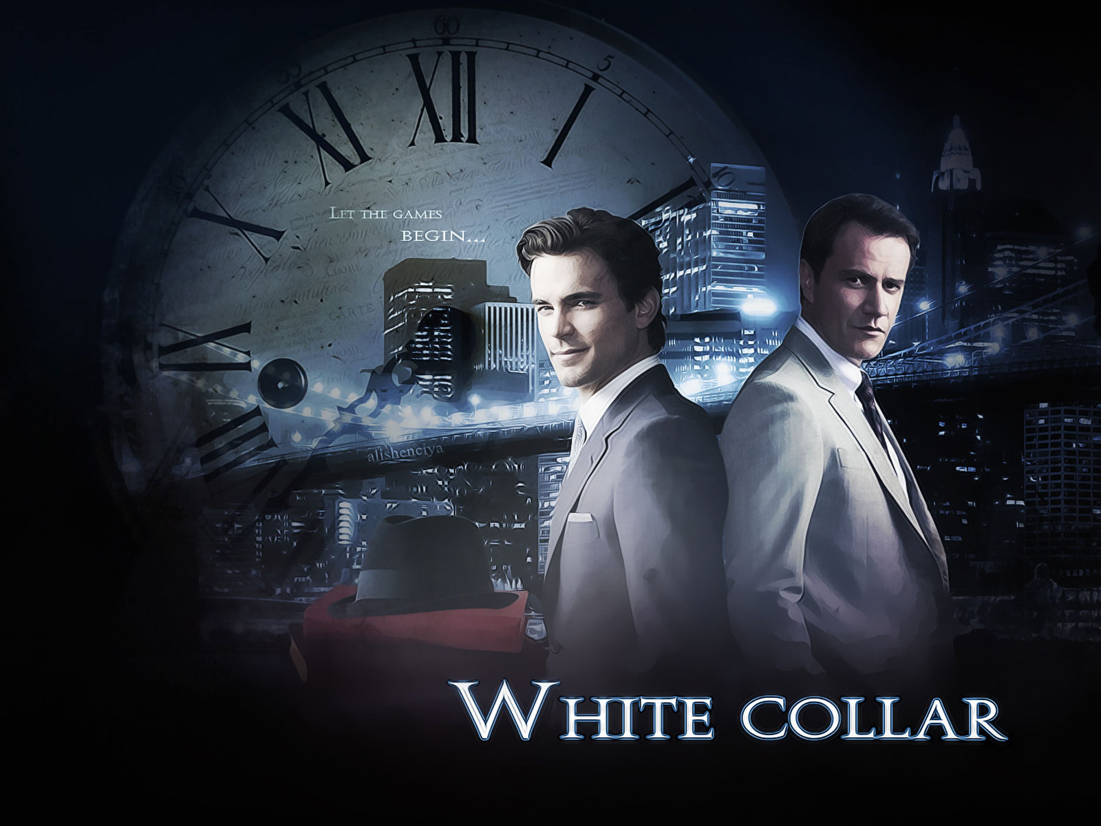 White Collar HD Wallpapers