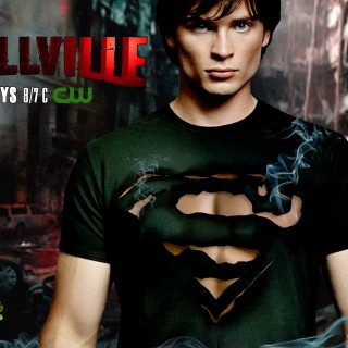 Smallville background