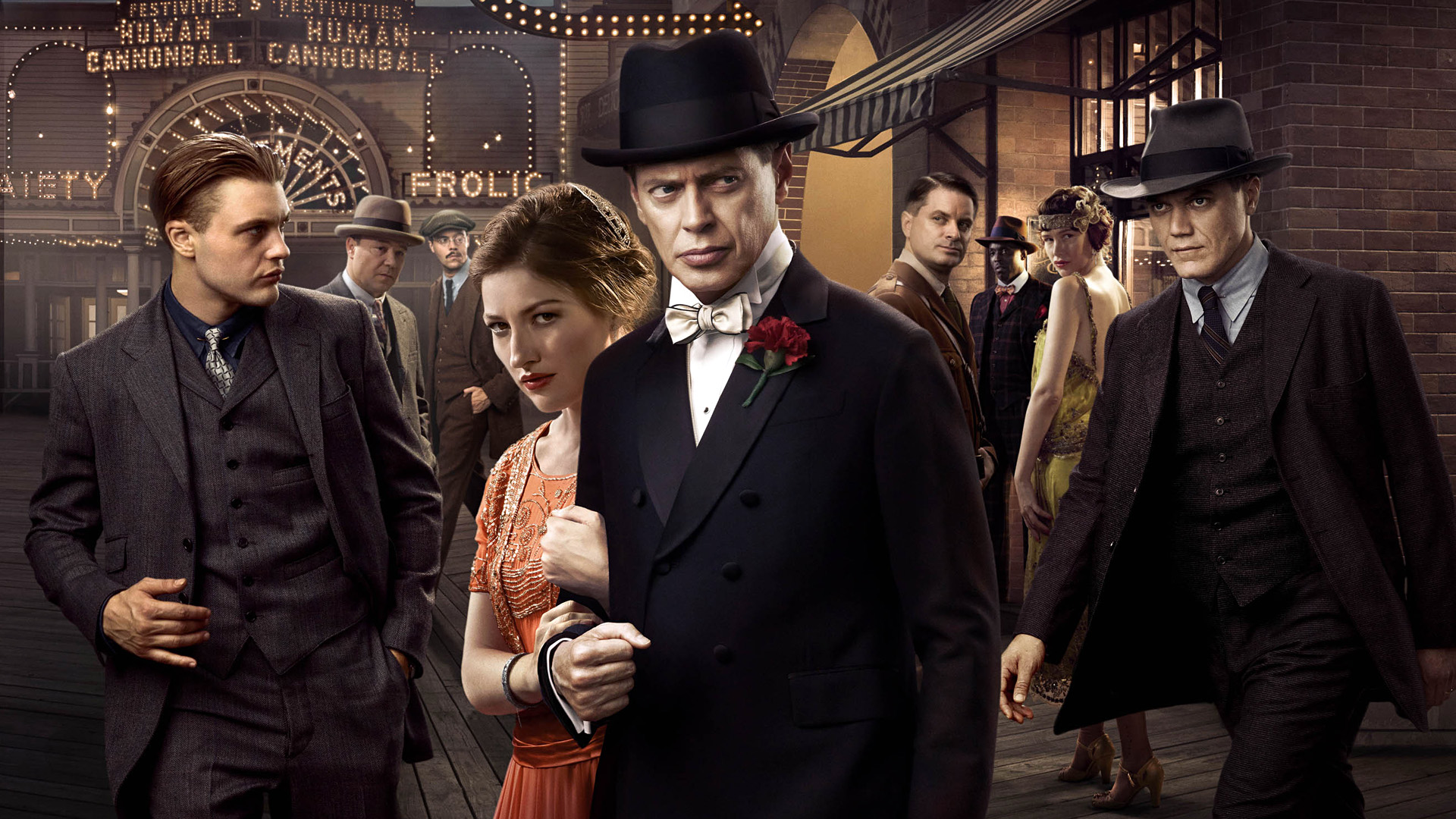 Boardwalk Empire HD Wallpapers