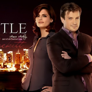 Castle Tv Series background