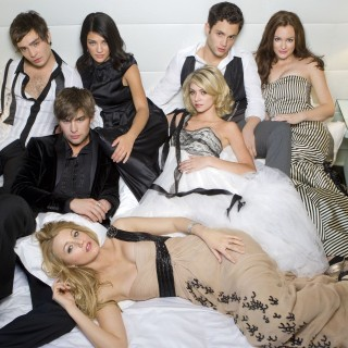 Gossip Girl widescreen