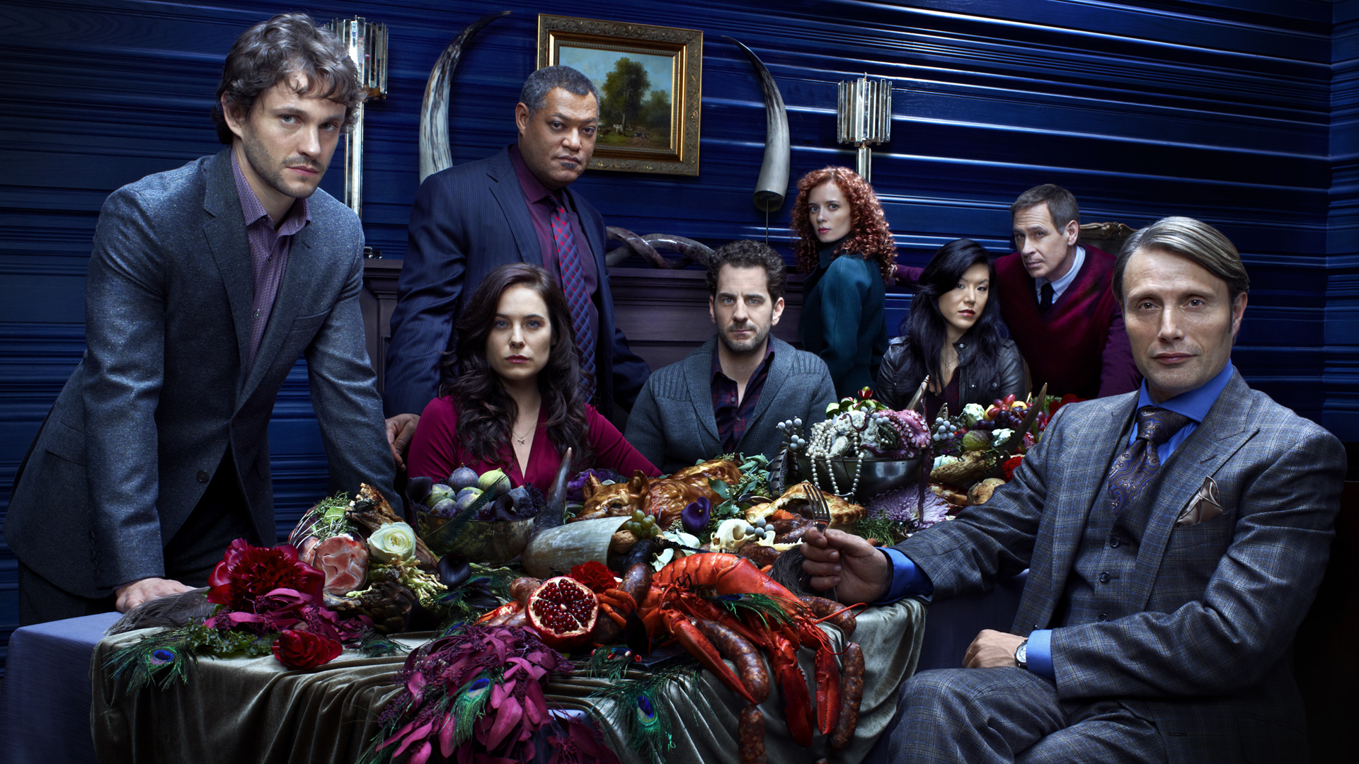 Hannibal TV Series HD Wallpapers