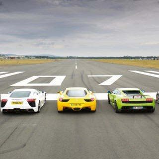 Top Gear wallpapers widescreen