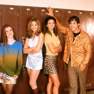 Buffy The Vampire Slayer wallpapers widescreen