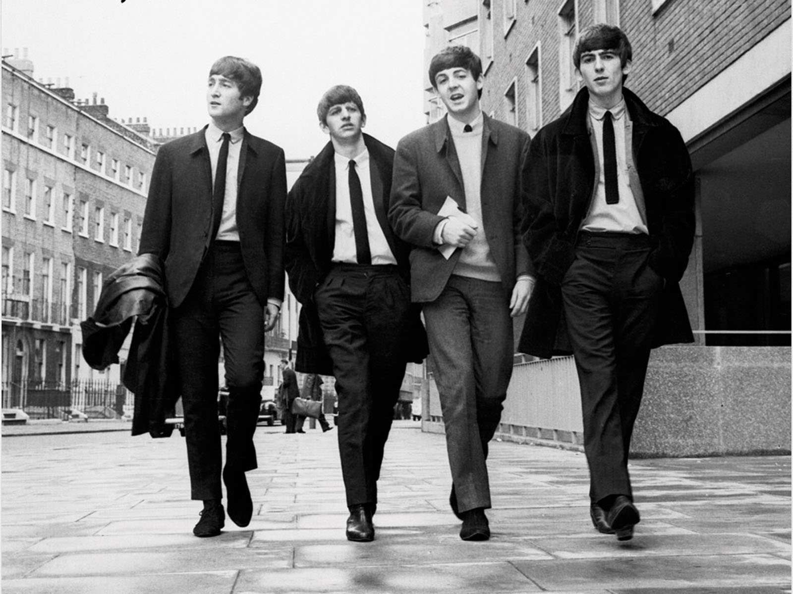 The Beatles download wallpapers