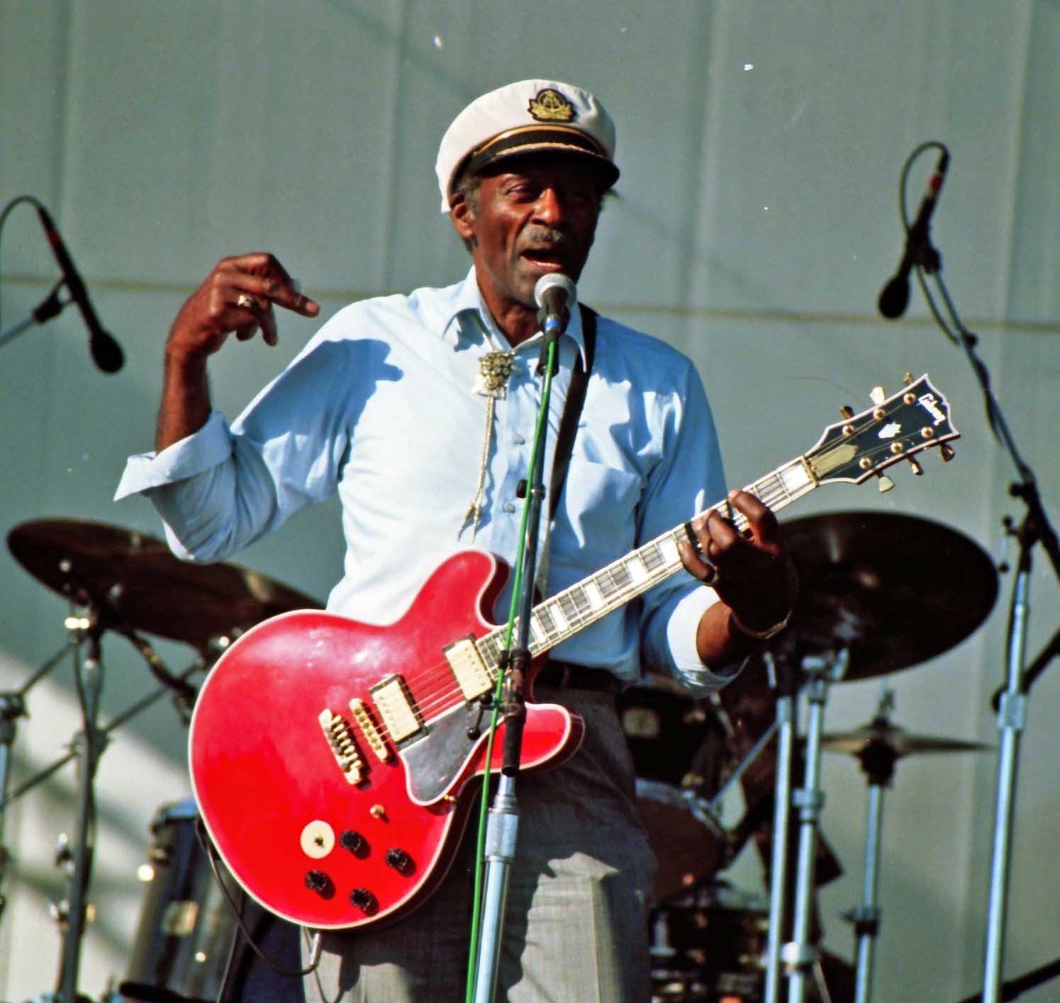 Chuck Berry high quality wallpapers