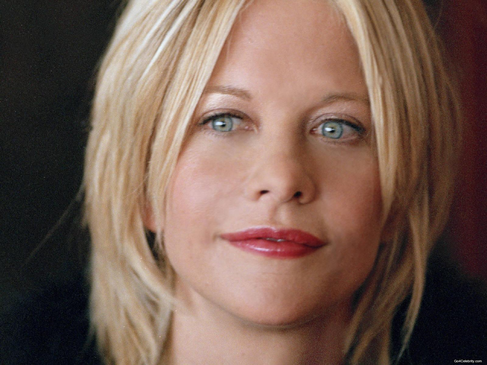 Meg Ryan background