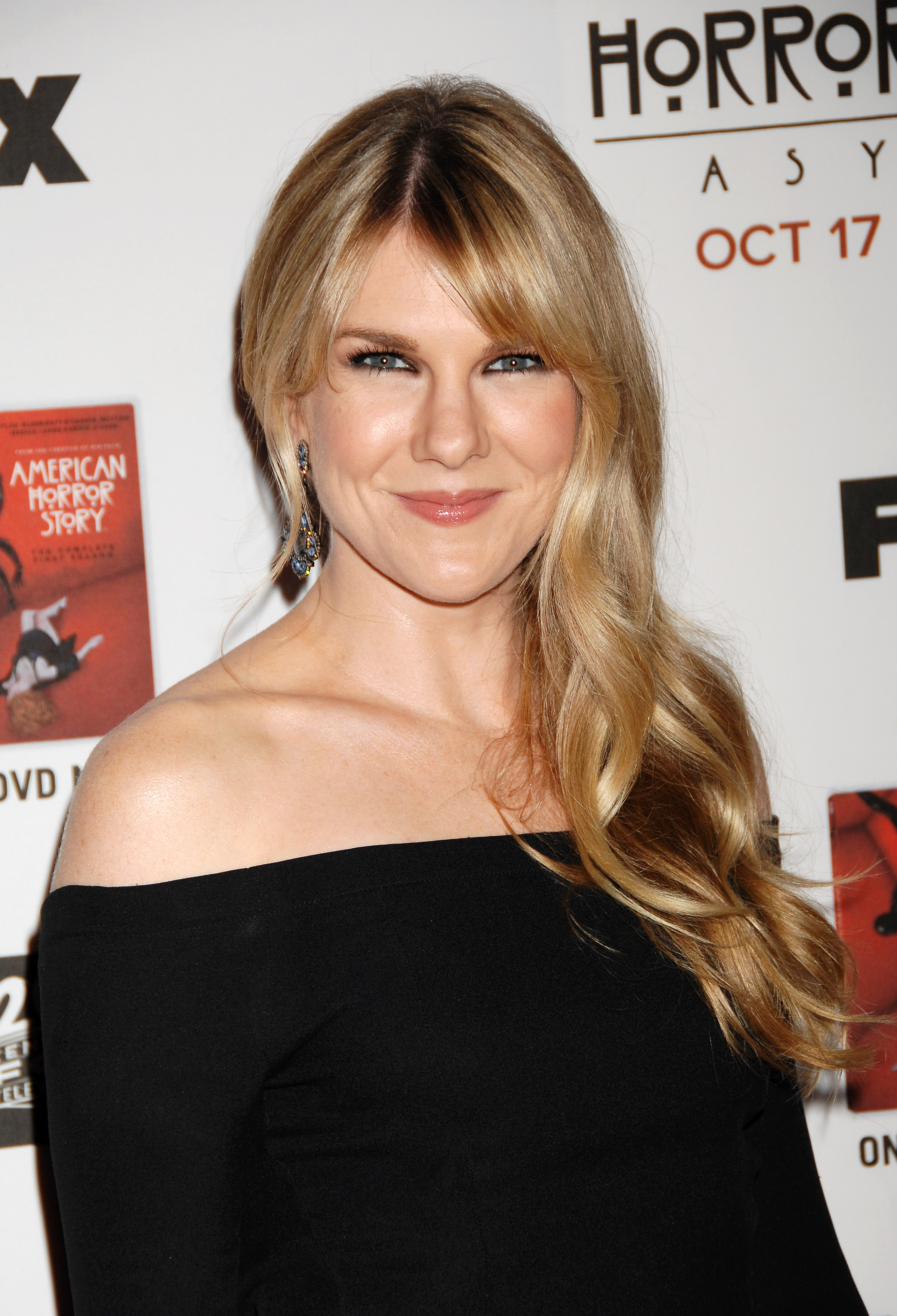 Lily Rabe 2015