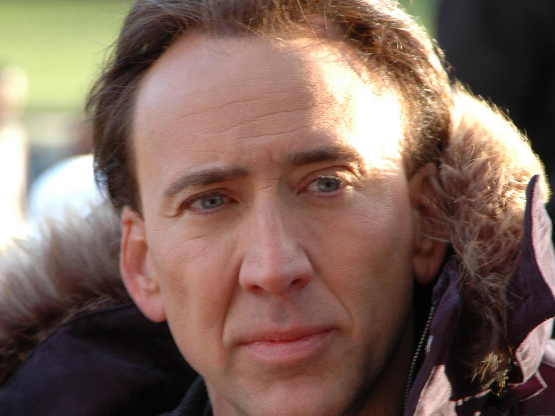 Nicolas Cage HD Wallpapers