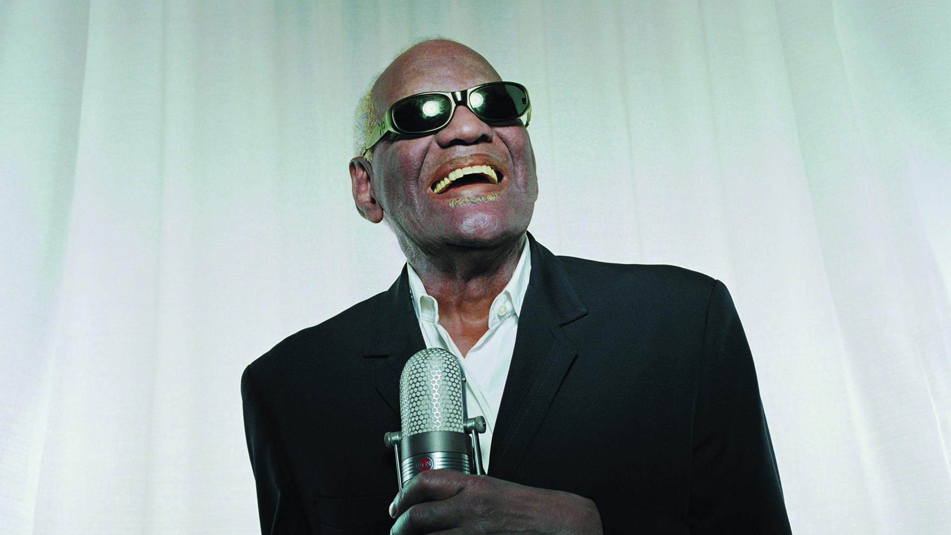 Ray Charles download wallpapers