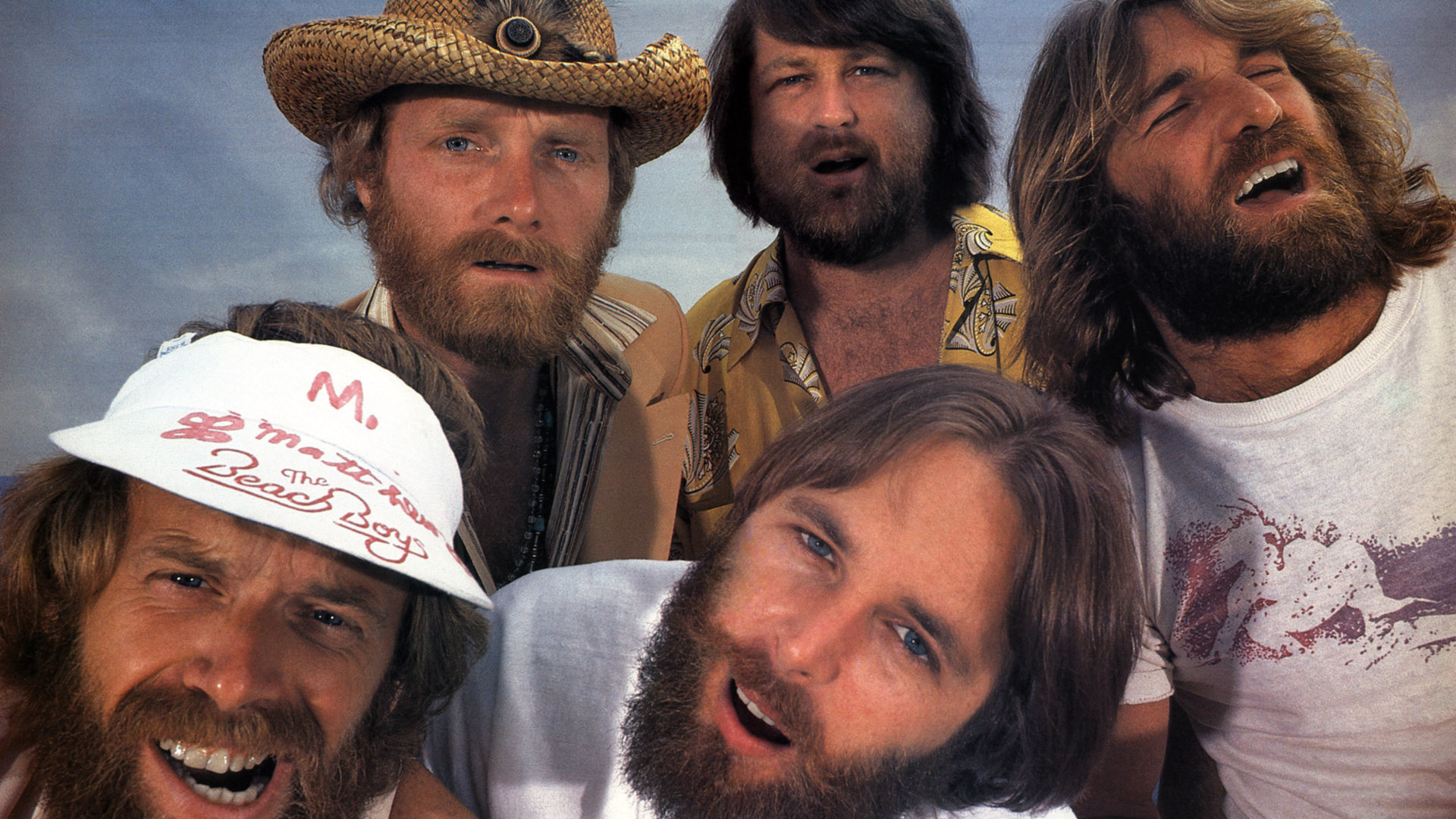 The Beach Boys HD Wallpapers