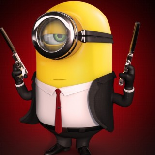 Minions high resolution wallpapers