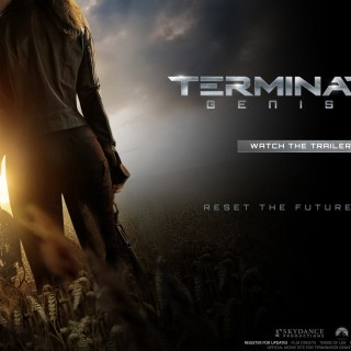 Terminator Genisys high resolution wallpapers