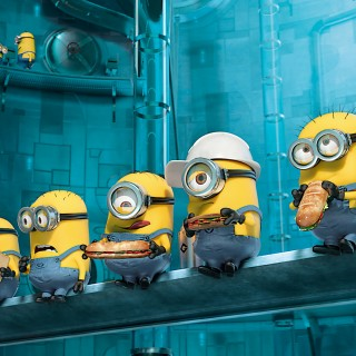 Minions high quality wallpapers
