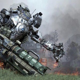 Titanfall wallpapers