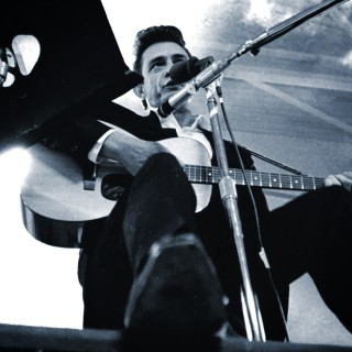 Johnny Cash background