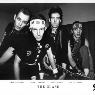 The Clash high quality wallpapers