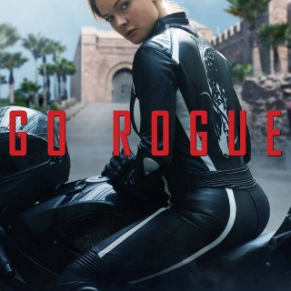 Mission Impossible Rogue Nation background