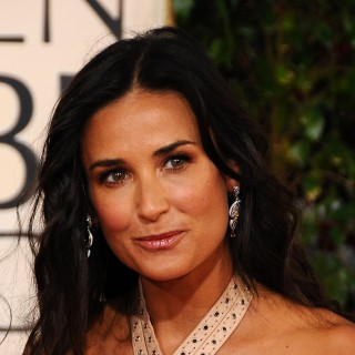 Demi Moore background