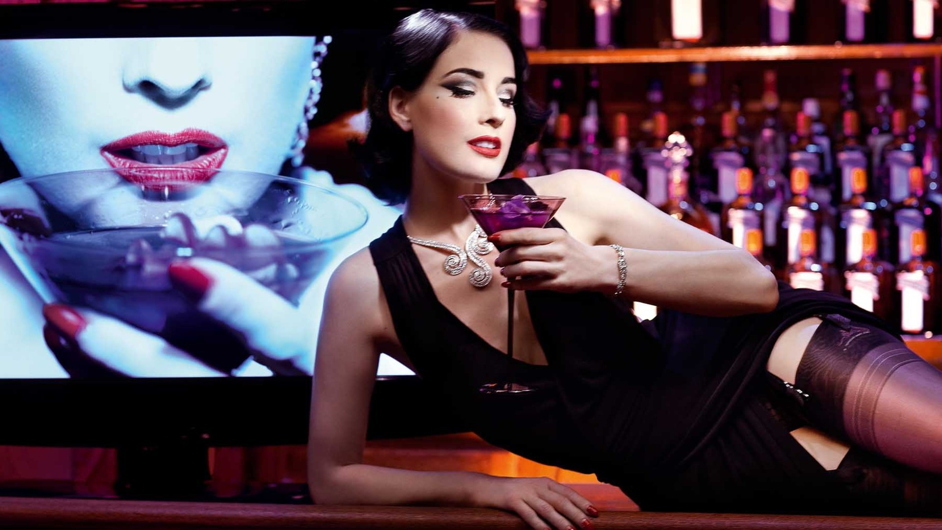 Andrew Blake Dita Von Teese dita von teese hd wallpapers for desktop download