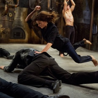 Mission Impossible Rogue Nation new