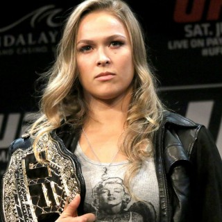 Ronda Rousey photos