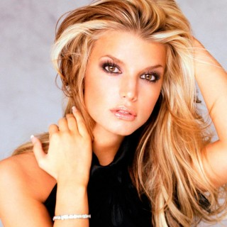 Jessica Simpson widescreen