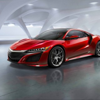 Acura NSX widescreen