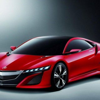 Acura NSX wallpapers widescreen