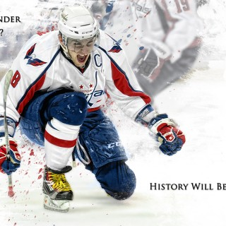 Alex Ovechkin hd