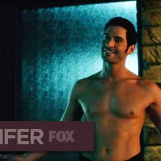 Lucifer TV Series widescreen