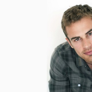 Theo James wallpapers desktop