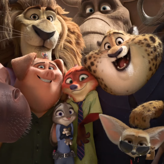 Zootopia widescreen