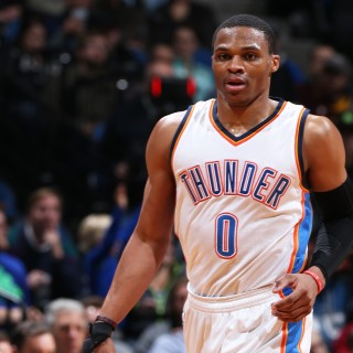 Russell Westbrook widescreen