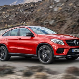Mercedes-Benz GLE Coupe wallpapers desktop