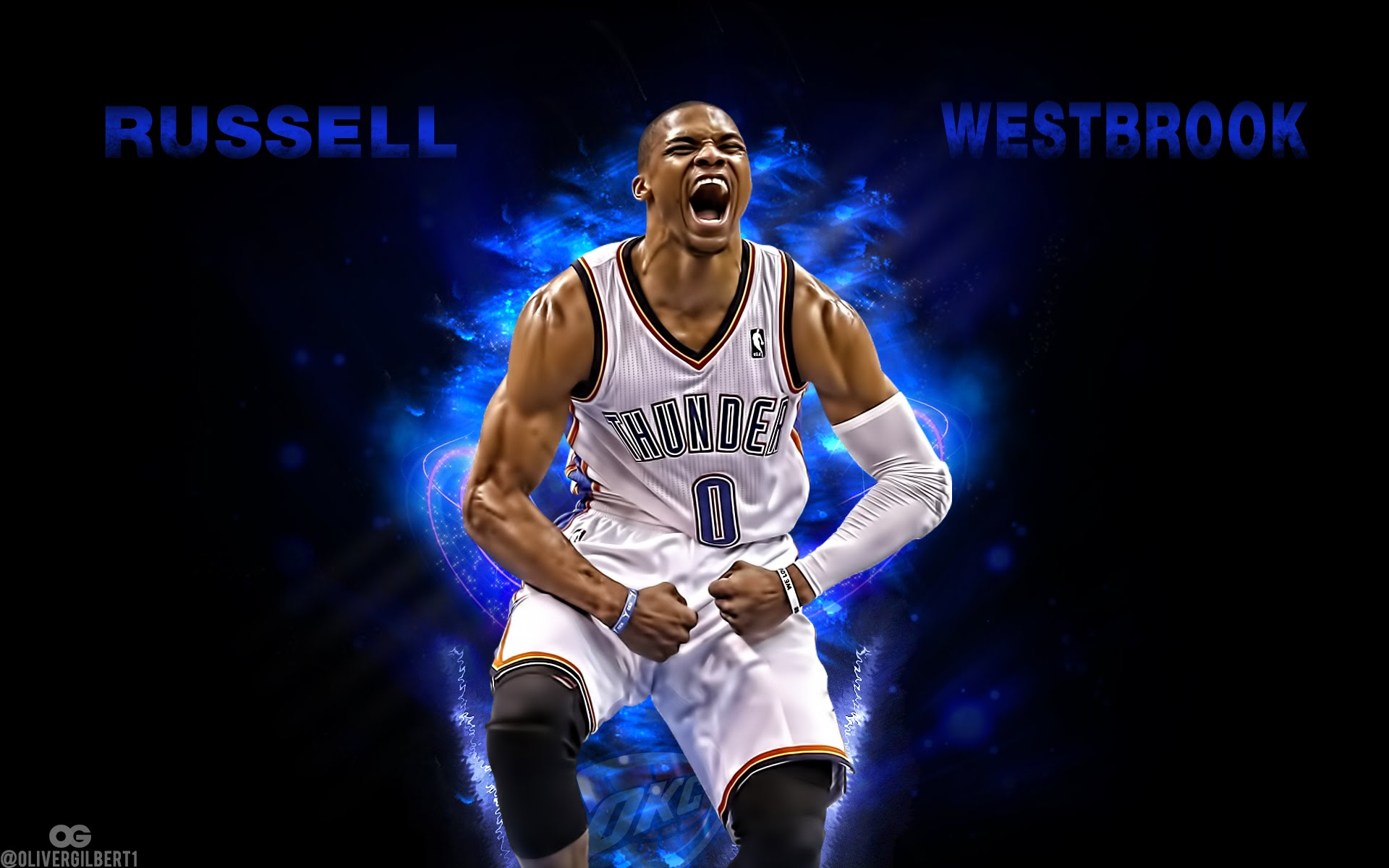 Russell Westbrook HD Wallpapers