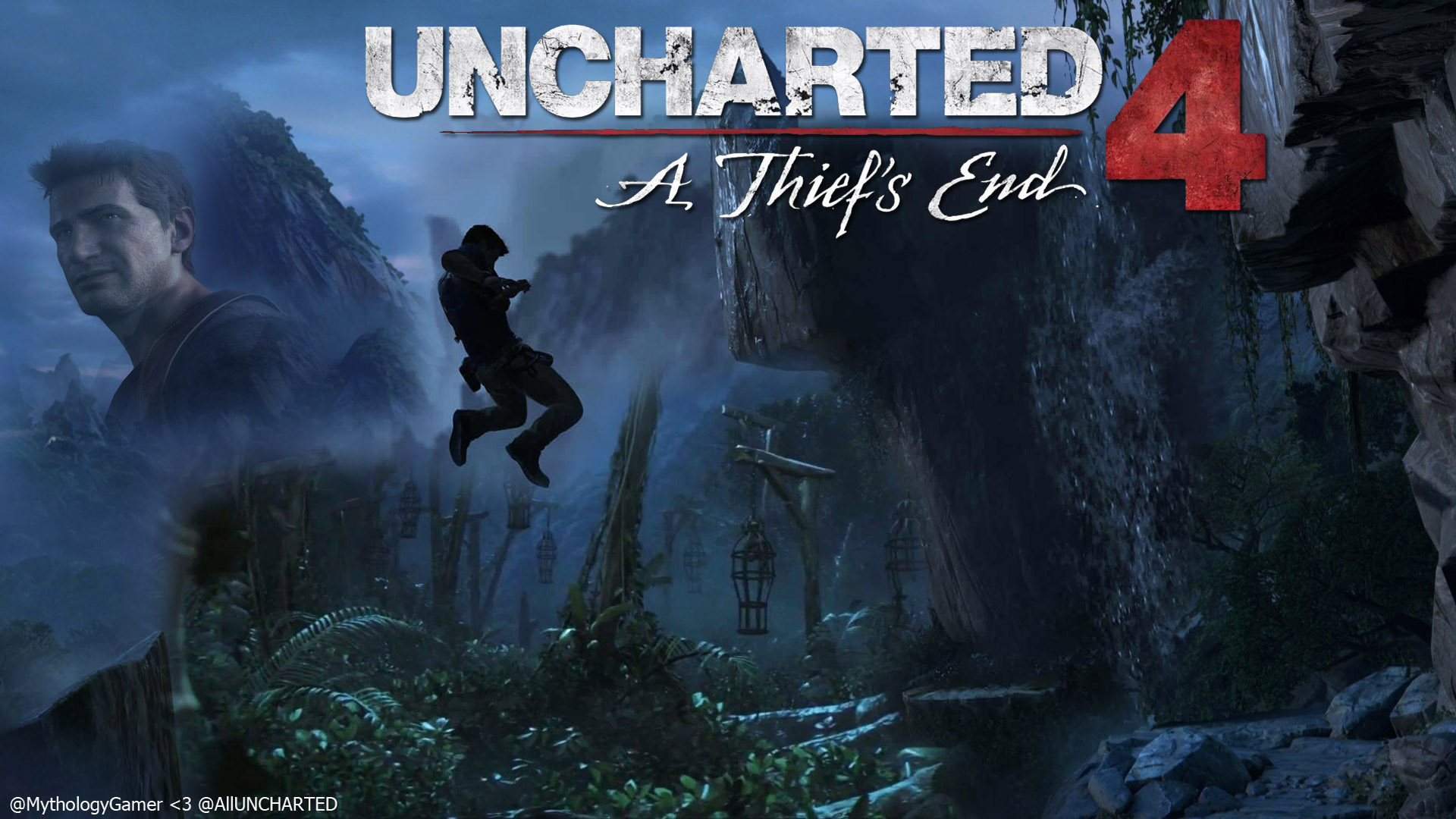 Uncharted 4 HD Wallpapers
