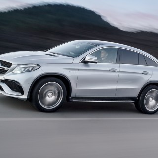 Mercedes-Benz GLE Coupe free wallpapers