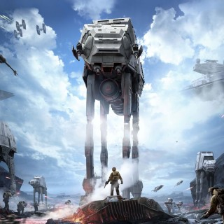 Star Wars Battlefront high quality wallpapers