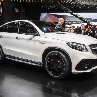 Mercedes-Benz GLE Coupe high quality wallpapers