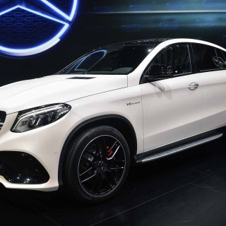 Mercedes-Benz GLE Coupe new