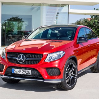 Mercedes-Benz GLE Coupe 2017
