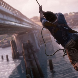 Uncharted 4 wallpapers widescreen